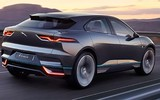 Laadpaal Jaguar I-Pace