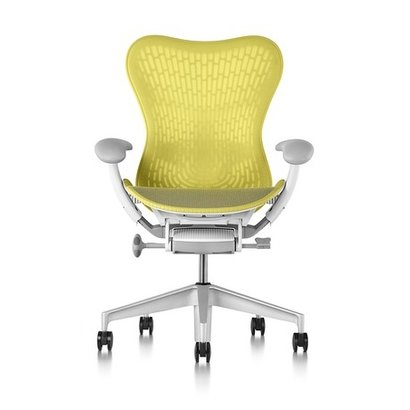 HermanMiller Mirra 2 Butterfly - Lime green - full options