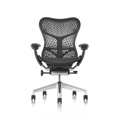 HermanMiller Mirra 2 Triflex - Graphite - full options