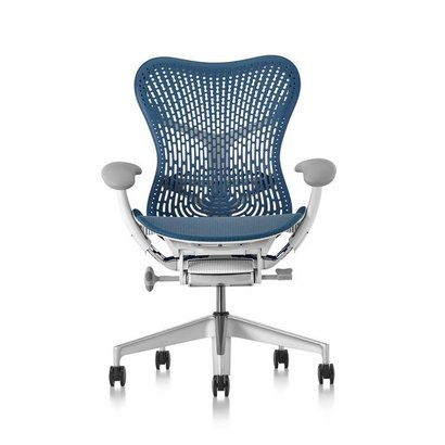 HermanMiller Mirra 2 Triflex - Dark Turquoise - full options