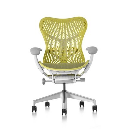 HermanMiller Mirra 2 TriFlex - Lime green - full options
