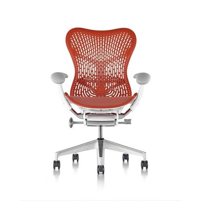 HermanMiller Mirra 2 Triflex - Urban Orange - full options