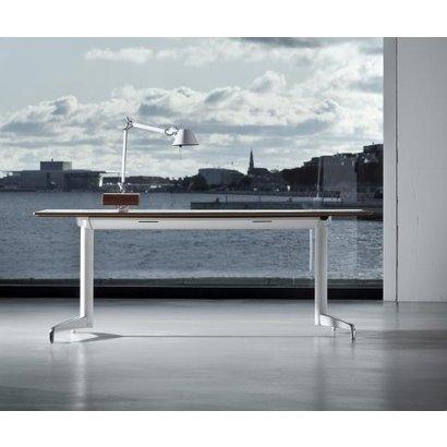 Holmris Genese elektrisch verstelbare sta/zit tafel 67-128cm