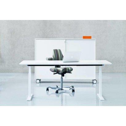 Holmris Holmris Q20 hoog-laag tafel, elektrisch bedienbaar, 61-126 cm met LINAK techniek