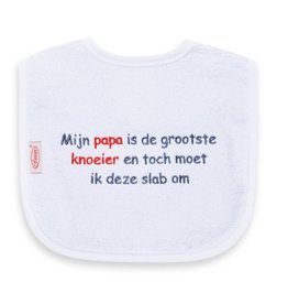 Funnies Slab Mijn papa is de grootste knoeier