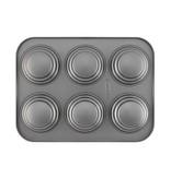 Cake Boss™ 6-cup Cakelette Gestapelde Cirkels