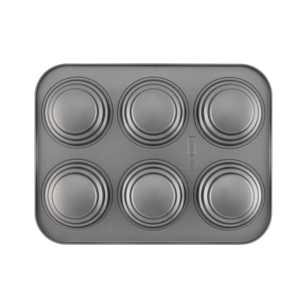 Cake Boss 6-cup Cakelette Gestapelde Cirkels