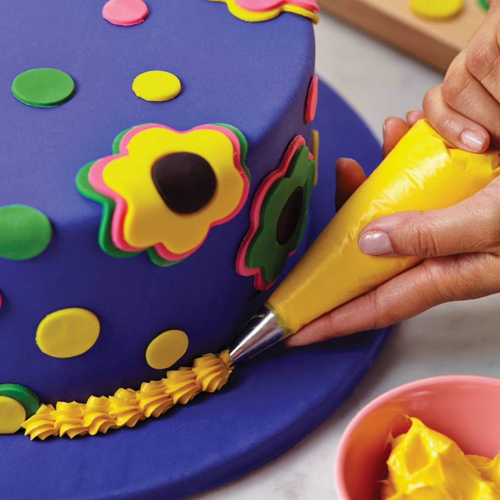 Cake Boss™ Decoratieset 'Girls / Flowers'