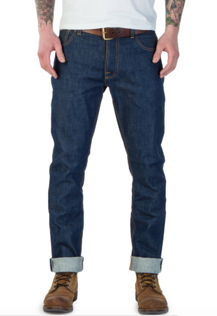 Nudie Jeans Dude Dan US Natural Indigo