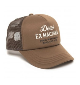 Deus Ex Machina House Trucker Brown