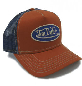 Von Dutch Trucker Orange/Blue