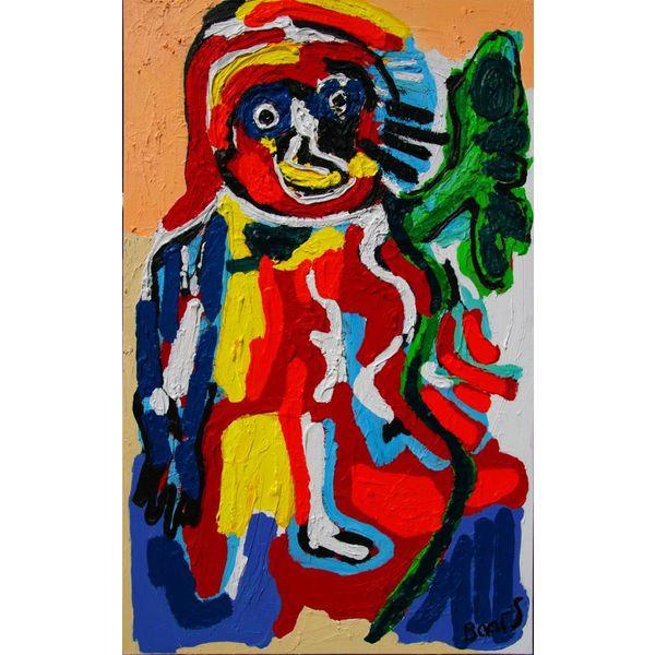 Menno Baars | Red light woman
