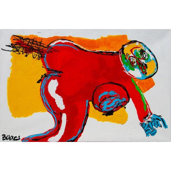 Menno Baars | Naked Woman