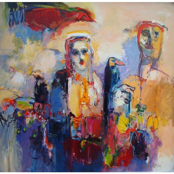 Mart Seijkens | De vogels