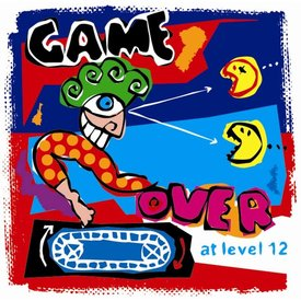 Jean-Paul Marsman | Game Over