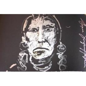 | Espen Greger Hagen | Silver chief on black