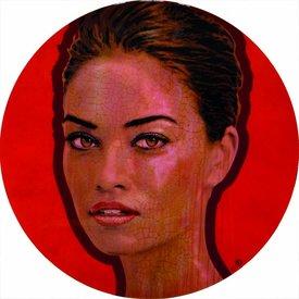 Harold Aspers Harold Aspers | Circular red