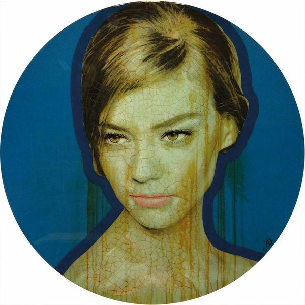 Harold Aspers | Circular blue