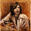 Peter Donkersloot   Mick Jagger