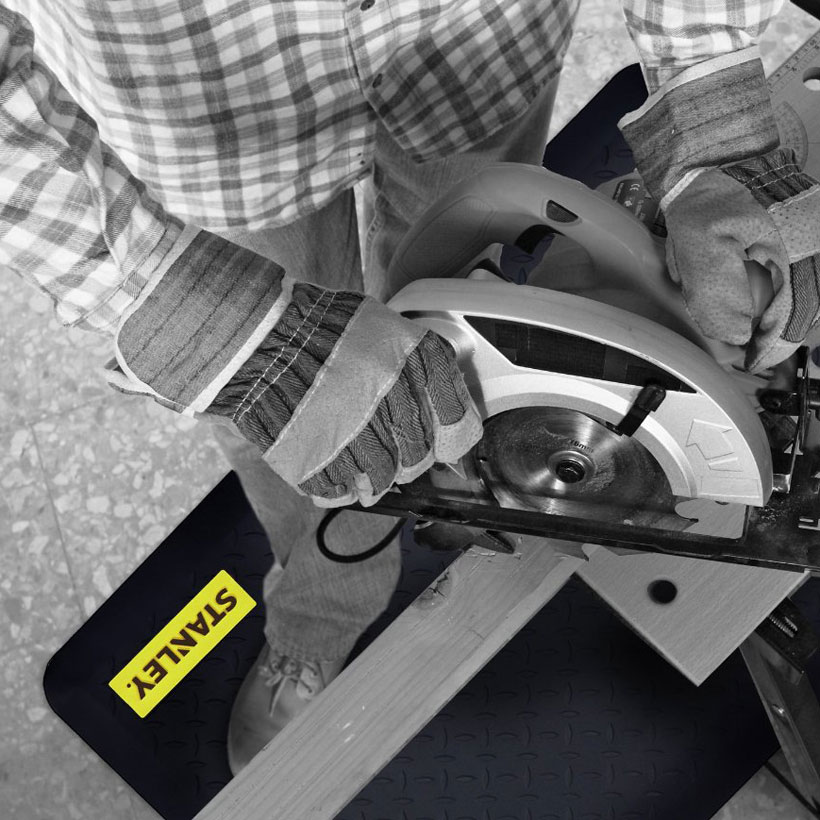 STANLEY Utility Mat in Action