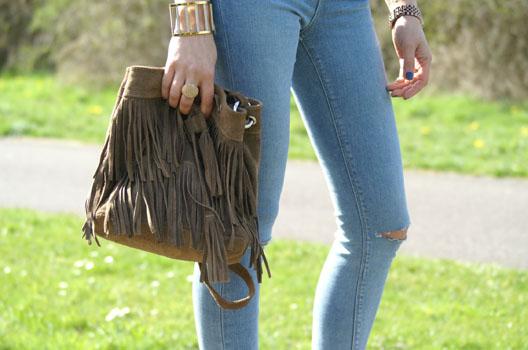 tas met franjes fashion trend