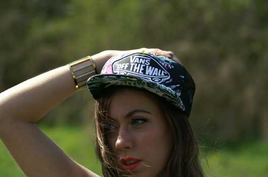truckers cap fashion trend