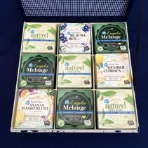 AH organic tea 9 boxes