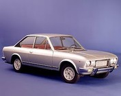 124 Sport Coupe 1967-1976
