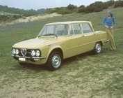 Giulia + Berlina 1962-1978