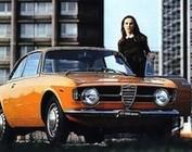 Giulia Bertone GT GTJ GTV 1963-1976