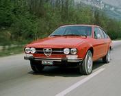 Alfetta + GT + GTV + GTV6 1972-1987