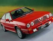 AlfaSud + 33 1972-1995