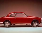 Giulietta + Giulia 750 101 1954-1965
