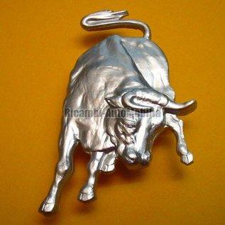 Lamborghini Bull silver