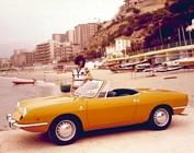 850 + Coupe + Araignée 1964-1972