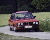 E28 5-série de 1981 à 1988