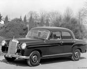 W120 W121 Ponton 1953-1961