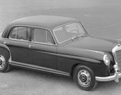 W105 W180 W128 Ponton 1956-1960