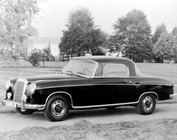 W180 W128 Coupe Cabriolet 1956-1960
