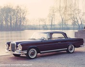 W111 + W112 Coupe Cabriolet 1961-1971