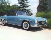 W121 SL 1956-1962