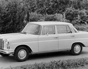 W110 + W111 + W112 Fintail 1959-1968
