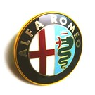 Emblem front and rear Alfa Romeo Spider 1983-1993