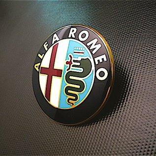 Alfa Romeo 156 2003-2007 Emblem front