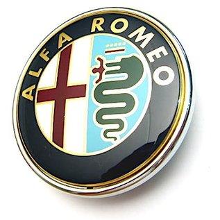 Alfa Romeo MiTo Emblem front