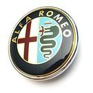 Emblem front Alfa Romeo GTV + Spider 916 2003-2006