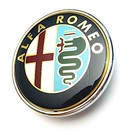 Emblème avant Alfa Romeo GTV + Spider 916 2003-2006