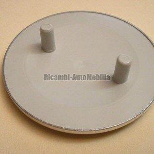 Alfa Romeo Emblem front AR Milano, 55 mms. varnished plastic