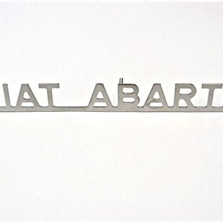 Fiat Abarth Script 210 mms.