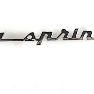 Alfa Romeo Giulia Sprint GT Sigle arrière